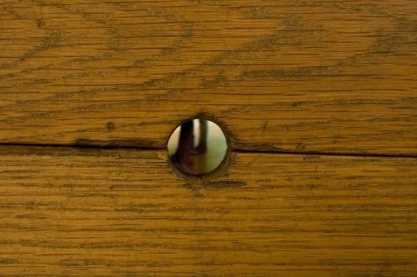 RSANC hole close up